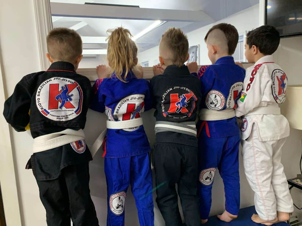 self defense classes for kids